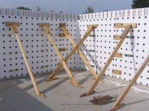 Sienu siltumizolācija, putupolistirola plāksnes