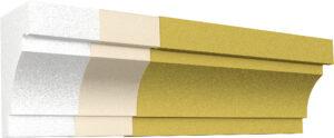 Dažādu krāsu dekoratīvie elementi Tenapors