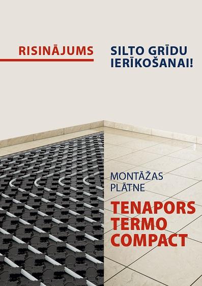 risinājumi siltajām grīdām
